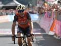 Нибали выиграл третий этап Вуэльты, Фрум вышел в лидеры общего зачета