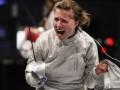 Украинка Ольга Харлан выиграла золото на этапе Кубка мира в Пекине