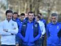 Как сборная Украины к матчу с Хорватией готовилась