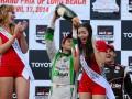 Спортивные кадры недели: Девушка в шампанском  и прыжок Кличко (фото)
