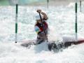 Ус показала седьмое время в финале соревнований по гребному слалому на ОИ-2020