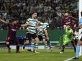 Спортинг - Барселона 0:1 видео гола и обзор матча Лиги чемпионов
