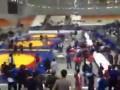 Во время юношеского чемпионата России по борьбе произошла массовая драка