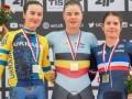 Украинцы выиграли две медали Кубка мира по велотреку