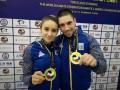 Украинские каратисты завоевали две золотые медали турнира Серии А в Китае