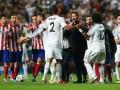Финал Лиги чемпионов: Тренер Атлетико и футболист Реала едва не подрались на поле