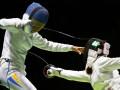 Фехтование: Женская сборная Украины вышла в четвертьфинал Олимпиады-2016