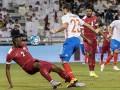 Катар - Россия 2:1 Видео голов и обзор товарищеского матча