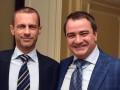 Павелко предложили на должность члена Дисциплинарного комитета ФИФА