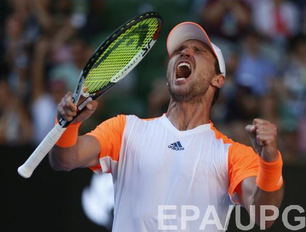 Australian Open. Федерер встретится собидчиком Энди Маррея
