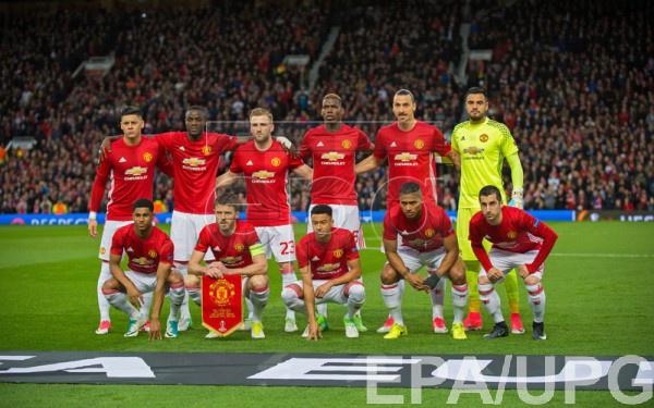 «Манчестер Юнайтед» сделал шаг кфиналу Лиги Европы