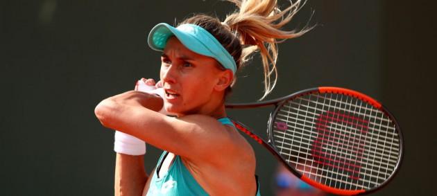 Цуренко проиграла в финале турнира в Каире