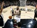 Юбилейное попадание ЛеБрона названо лучшим моментом игрового дня НБА