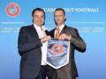 Президент УЕФА приедет в Киев и посетит матч в Одессе