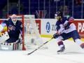 ЧМ по хоккею: США обыграла Великобританию, Норвегия уступила Швейцарии