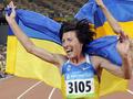 Легкая ателетика: Украинские спортсмены взяли серебро и две бронзы