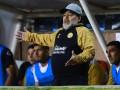 Марадона покинул пост главного тренера Дорадоса