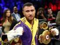 Ломаченко провел тренировку в Затоке с юными боксерами