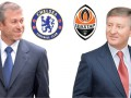 Кто сильнее? Битва бюджетов футбольных клубов Ахметова и Абрамовича