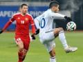 Динамо не смогло обыграть запорожский Металлург в чемпионате Украины
