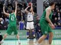Плей-офф Суперлиги: Днепр разгромил Химик в первом полуфинале