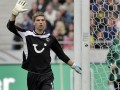 В игре с украинцами за сборную Германии дебютирует голкипер Ганновера