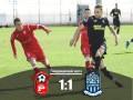 Олимпик сыграл вничью с клубом из Северной Македонии
