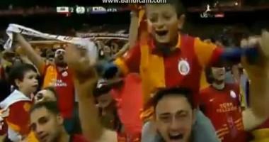 Эпический гол Дрогба в турецком чемпионате