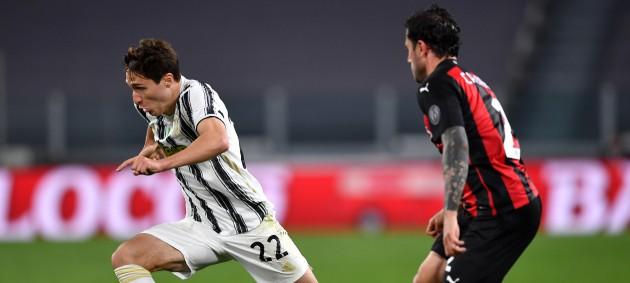 Милан в гостях крупно обыграл Ювентус
