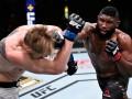 Блэйдс выиграл у россиянина Волкова в главном бою UFC Fight Night