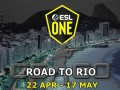 ESL One Road to Rio: видео онлайн-трансляция турнира по CS:GO