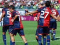 Кальяри - Интер (Милан) - 1:2