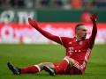 Игрок Баварии высмеял работу арбитров в матче с Реалом стебным коллажем