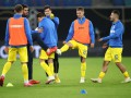 У игроков сборной Украины три новых положительных теста на коронавирус