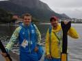 Украинские гребцы вышли в финал в заплыве каноэ-двоек на Олимпиаде в Рио