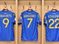 Шевченко назвал окончательный состав Украины на матч с Хорватией