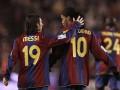 Роналдиньо: Поддержу Месси, если он уйдет из Барселоны