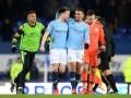 Манчестер Сити обыграл Эвертон и возглавил турнирную таблицу АПЛ