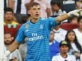 У Лунина повысились шансы дебютировать за Реал уже в субботу