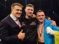 Красюк: Беринчику еще рановато драться за пояс чемпиона мира
