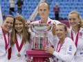 Сборная Чехии завоевала Кубок Федерации