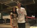 Жена Ярмоленко пришла на Стэмфорд Бридж, чтобы поддержать Динамо