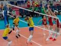 Сборная Украины уступила Болгарии в женской волейбольной Золотой Евролиге