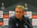 Хацкевич: Я не могу объяснить действия Пиварича во время второго гола