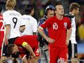 Англия - Германия. Феерия со скандалом
