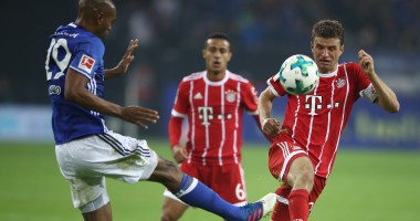 Шальке - Бавария 0:3 Видео голов и обзор матча