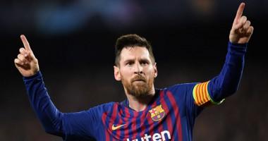 Месси забил свой 600-й гол за Барселону