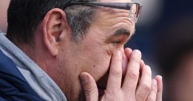Фанаты Челси оскорбили наставника клуба во время матча с Манчестер Юнайтед