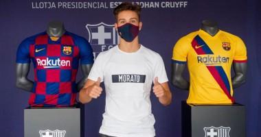Барселона объявила о подписании испанского вундеркинда