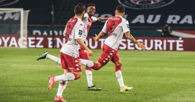 ПСЖ - Монако 0:2 видео голов и обзор матча Лиги 1